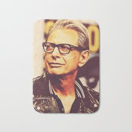 Jeff Goldblum Bath Mat