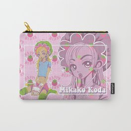 Happy Berry Carry-All Pouch