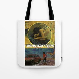 Wristcutters: A Love Story alt poster Tote Bag