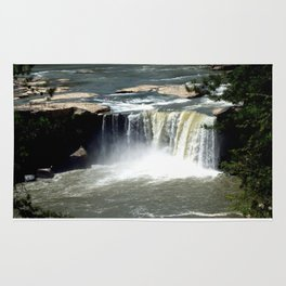 Cumberland Falls Kentucky  Rug