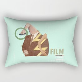 Charles Brown the story continued Rectangular Pillow