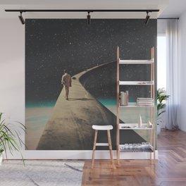 We Chose This Road My Dear Wall Mural