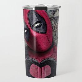 Dead pool - Sweet superhero Travel Mug