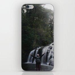 coal creek falls II iPhone Skin