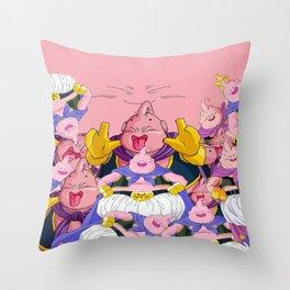 Majin Buu Dragon Ball Throw Pillow