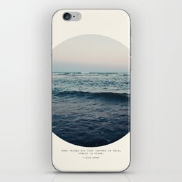 In Storm iPhone Skin