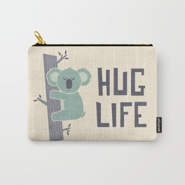 Hug Life Carry-All Pouch