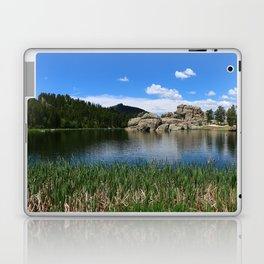 Sylvan Lake In The Black Hills Laptop & iPad Skin
