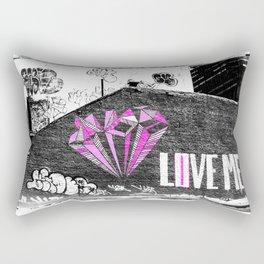 Love Me Rectangular Pillow