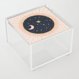 Love in Space Acrylic Box