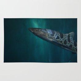 Leopard Shark Rug