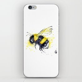 Bumble Bee - Buzz iPhone Skin
