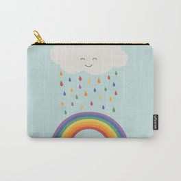 let's make rainbows Carry-All Pouch