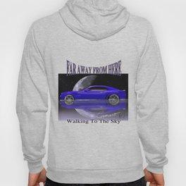 American car - Walking to the sky! Camaro Hoody