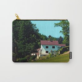 Farm, trees, clouds - what else? Carry-All Pouch