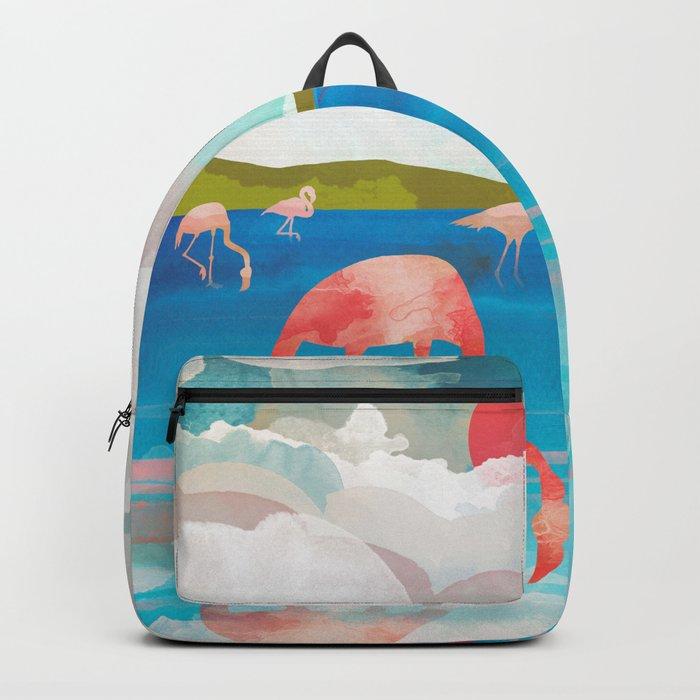 Flamingo Dream Backpack