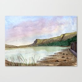 Glenn Carr County Sligo Canvas Print