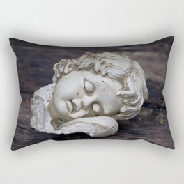 Babe in the Woods Rectangular Pillow
