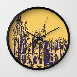 Cologne Cathedral Koelner Dom Wall Clock