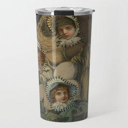 Crooked Bouquet Travel Mug