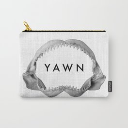 Yawn Carry-All Pouch