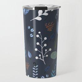 floral dreams 2 Travel Mug