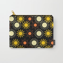Simple Suns Carry-All Pouch