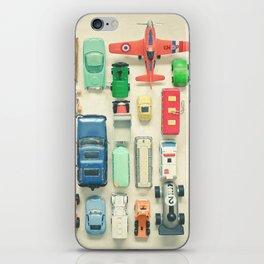 Free Parking iPhone Skin