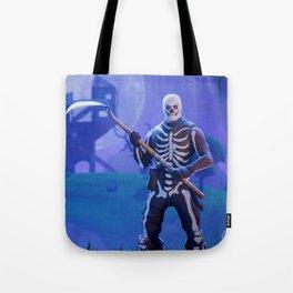 Fortnit Skull Trooper Tote Bag
