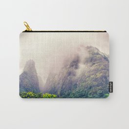 Dramatic Iao Valley Carry-All Pouch