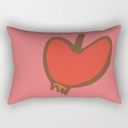 sweet apple Rectangular Pillow