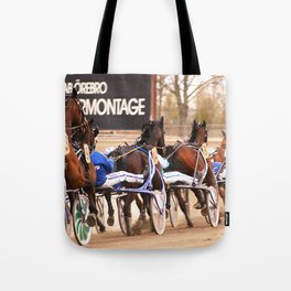 Trotters Tote Bag