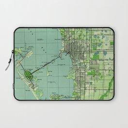 Map Sarasota Florida.Sarasota Laptop Sleeves Society6