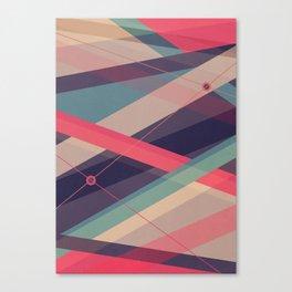 Shockwave Canvas Print