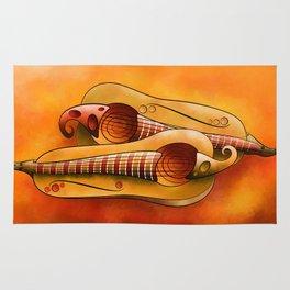 Efheros V1 - squashguitar Rug