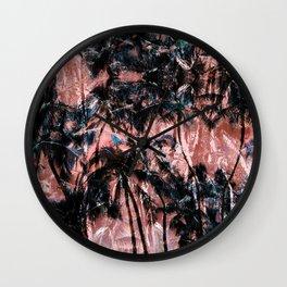 Island Dreams Wall Clock
