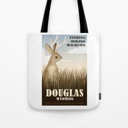 CPS Douglas, WY Tote Bag