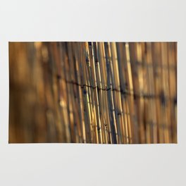 Bamboo Fence Rug