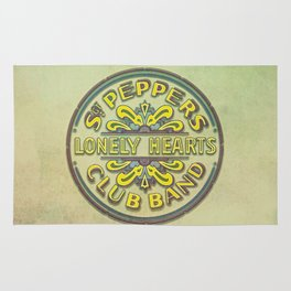 Sgt. Pepper's Lonely Hearts Club Band Rug