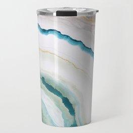 Green Agate #1 Travel Mug
