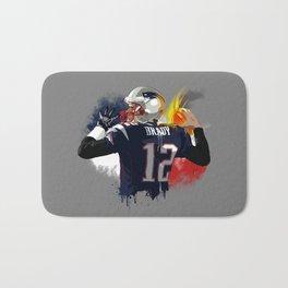 Tom Brady Bath Mat
