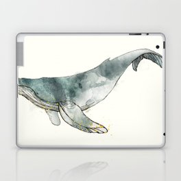 Humpback Whale Laptop & iPad Skin