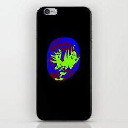 3D Animation/cartoon iPhone Skin