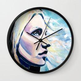 Undiscovered Light Wall Clock