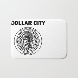 City of Trojans Bath Mat