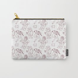 Stanley Pines Pattern Carry-All Pouch