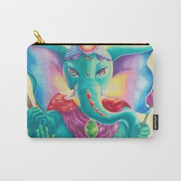Ganesha AKA Ganesh  Carry-All Pouch