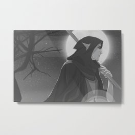 The Hermit (1) Metal Print
