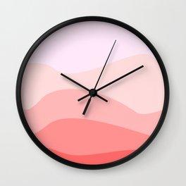 Flamingo 3 Wall Clock
