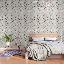 Terrazzo jungle Wallpaper